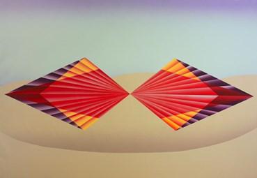 , Farbod Elkaei, Two Arrowheads, 2021, 46860