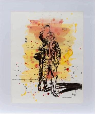 , Nikzad Nodjoumi, Untitled, 2007, 49749