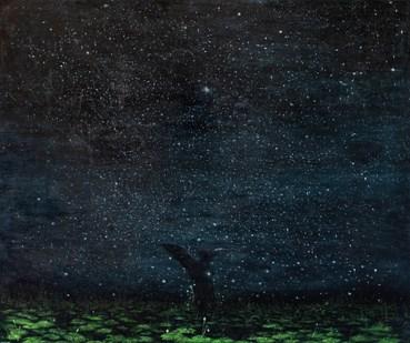 , Milad Jahangiri, Winged Victory of Water Lilies, 2021, 50367
