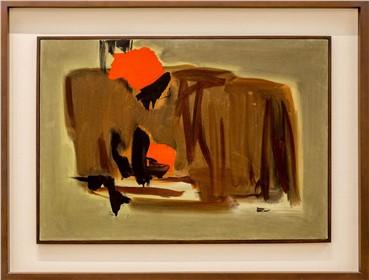 Painting, Sohrab Sepehri, Untitled, 1960, 3