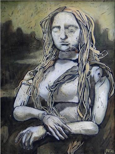 , Marjan Nemati, My Monalisa, 2010, 13246
