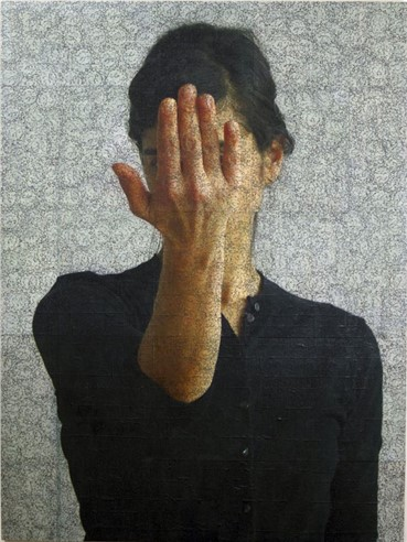 , Sepideh Salehi, Mohr Portrait, 2018, 19587
