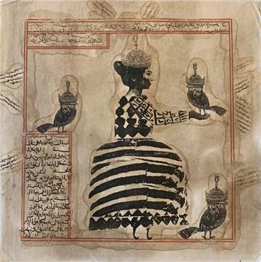 , Mohammad Barrangi, Untitled no. 60, 2020, 30330