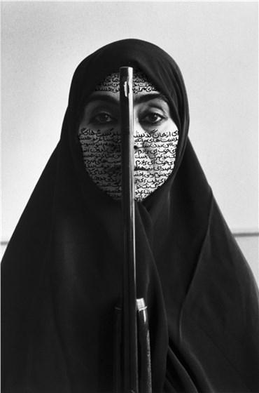 , Shirin Neshat, Rebellious Silence, 1994, 22261