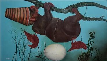 , Nasim Davari, Untitled, 2014, 17011