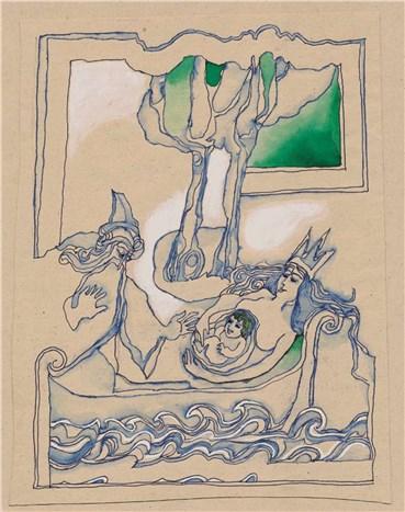 , Noureddin Zarrinkelk, Untitled, , 24666