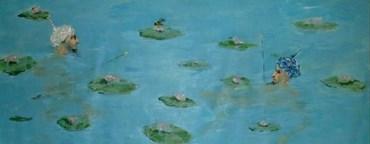 Painting, Mohsen Jamalinik, Untitled, 2014, 44705