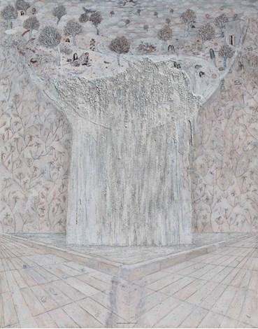 , Homa Bazrafshan, Friday- White Dome- Bahram and Rasti, 2014, 48674