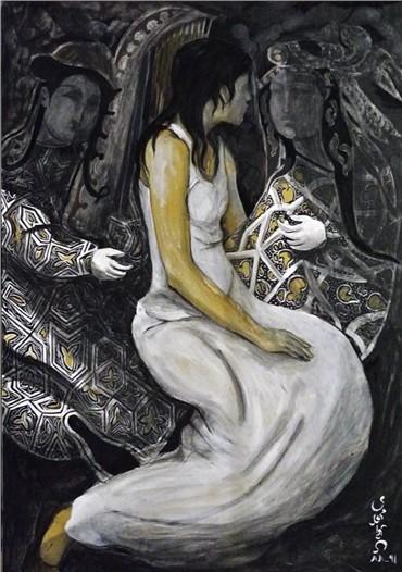 , Mehdi Ahmadi, Untitled, 2012, 12388