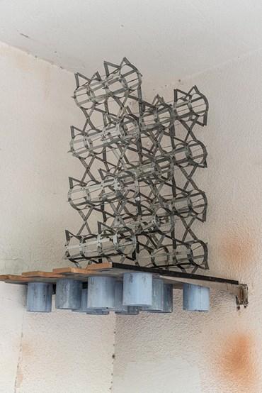 , Mahmoud Bakhshi, Bahman wall, 2020, 40196
