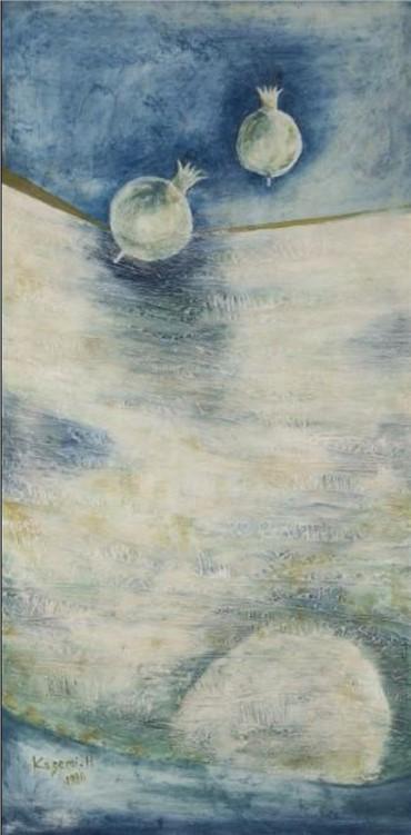 , Hossein Kazemi, Composition, 1990, 7585