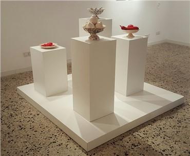 , Mohammad Piryaee, Untitled, 2015, 1990