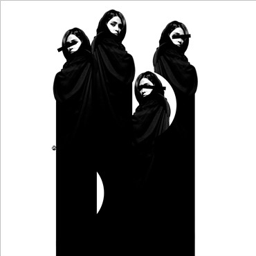 , Bijan Seyfouri, Righteous Injustice, 2011, 7183