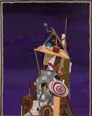 Amir H Fallah, I Put You on a Pedestal No 1, 2008, 10139