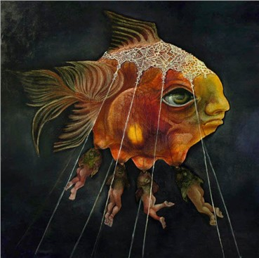 , Nasim Davari, Untitled, 2014, 8437