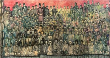 , Ghasem Hajizadeh, Untitled, 2012, 7904