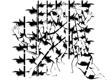 , Parastou Forouhar, Untitled, 2021, 47365