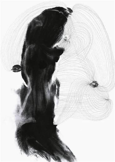 , Nastaran Safaei, Body Impression 1, 2016, 6516