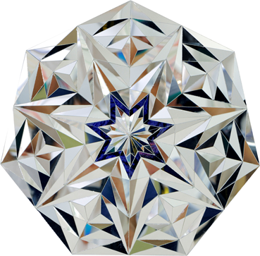 , Monir Shahroudy Farmanfarmaian, Untitled (Hexagon 2), 2016, 47733