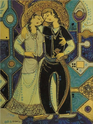 , Sadegh Tabrizi, Lovers, 2001, 5010