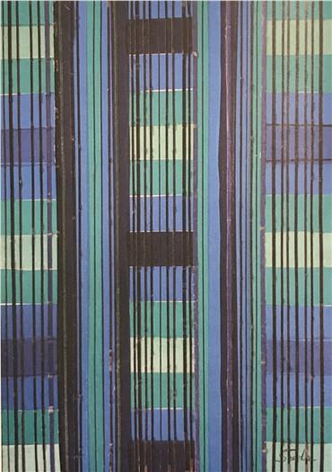 , Behjat Sadr, Untitled, 1975, 12553