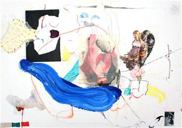 Works on paper, Maryam Mimi Amini, Me and Madam Iran, 2009, 15966