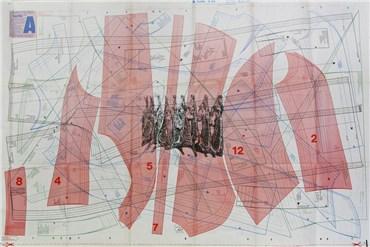 Mixed media, Peyman Shafieezadeh, Untitled, 2010, 20948