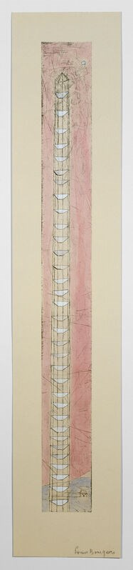 , Louise Bourgeois, The Sky is the Limit, 1989, 47941