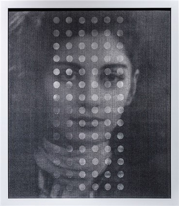 , Samira Alikhanzadeh, The Unforgotten 1, 2016, 6000