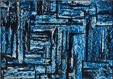 , Behjat Sadr, Untitled, 1990, 12582