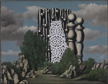 Painting, Rene Magritte, The Annunciation , 1930, 21526