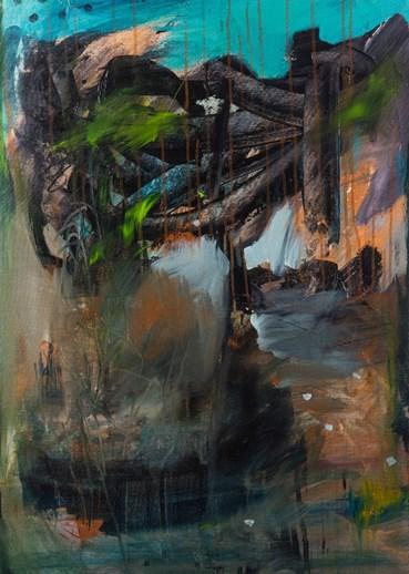 Mahin Monfared, Untitled, 2020, 0