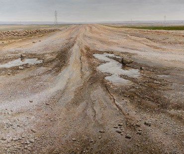 Hossein Mohammadi, Road, In Exile, 2021, 0