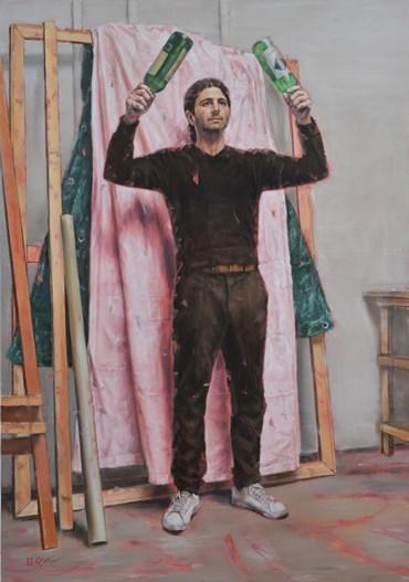 , Masoud Sadedin, Empty the Bottles, 2021, 48263