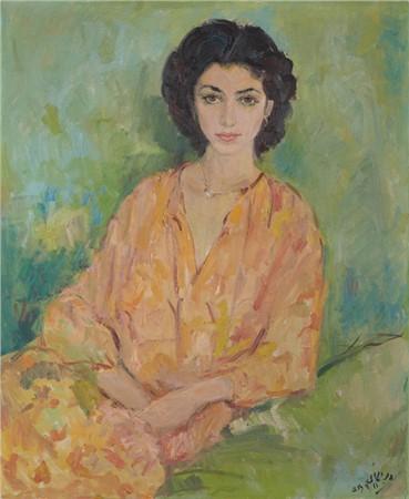 , Mehdi Vishkaei, Untitled, 1979, 13344