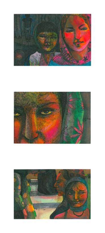 , Niloofar Kasbi, The Audience, 2011, 13788