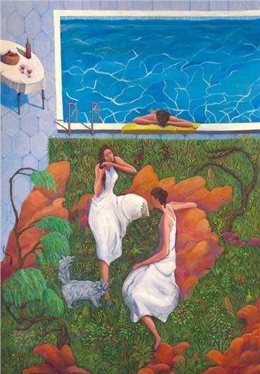 , Mehdi Ahmadi, Untitled, 2004, 12391