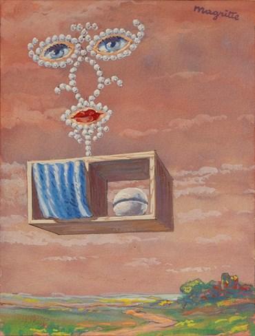, Rene Magritte, Shéhérazade, 1947, 49854