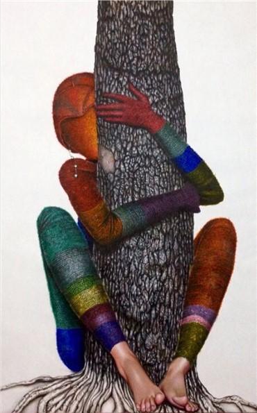 , Sara Ashrafi, Autumn, V, Tree, , 12651