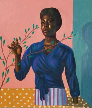 , Barry Yusufu, Lady For Gold, 2021, 50659