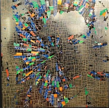 , Majid Asgari, Untitled, 2018, 13498