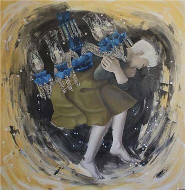 , Mina Anoushe, Purged of Secrets and Dream, 2012, 13735