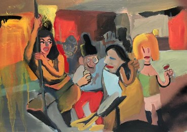 , Pouria Darvish, Untitled, 2020, 44940