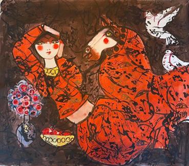 , Nasser Ovissi, New Year Cermony, 2021, 42363