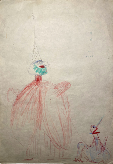, Ardeshir Mohassess, Untitled, 1974, 47041