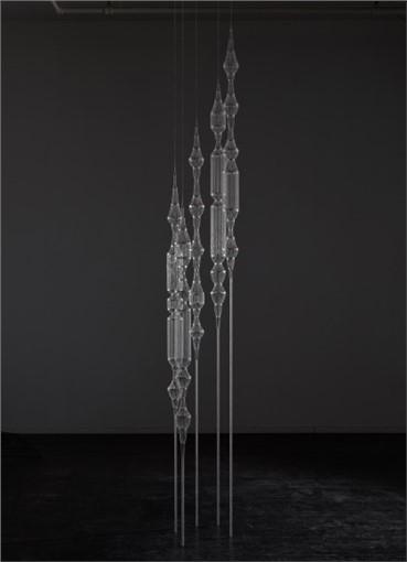, Afruz Amighi, Spiral, 2016, 3091
