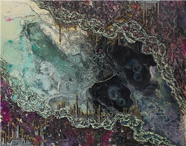 , Bita Vakili, Untitled, 2018, 10670