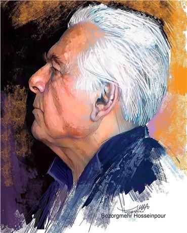 , Bozorgmehr Hosseinpour, Untitled, , 10335