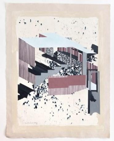 , Asal Peirovi, On the Foothills of Alborz, 2021, 48654