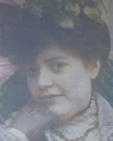 , Anne Karin Furunes, Portrait of Agnes, 2021, 48874